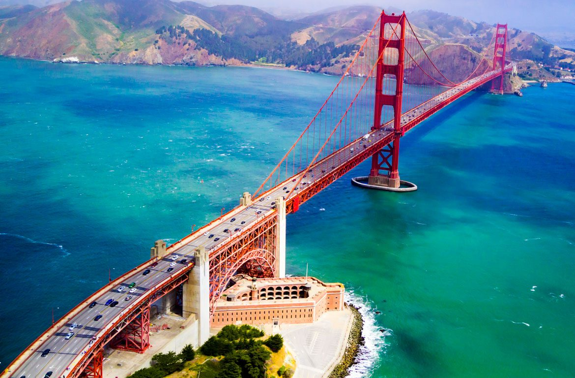 Golden Gate Bridge, São Francisco, Estados Unidos da América