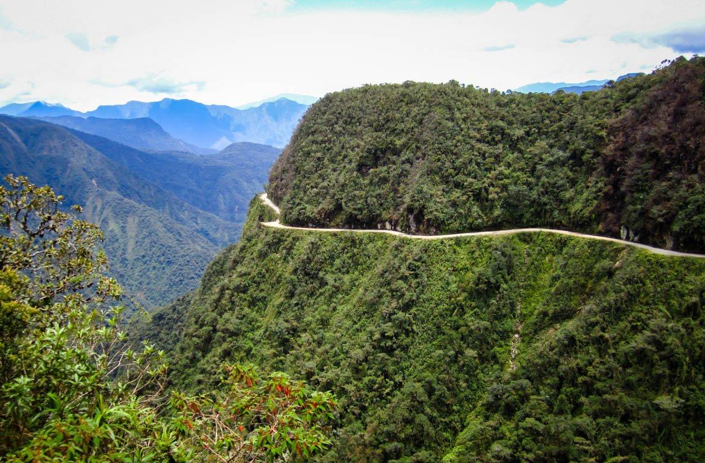 Yungas, estrada da morte, Bolívia