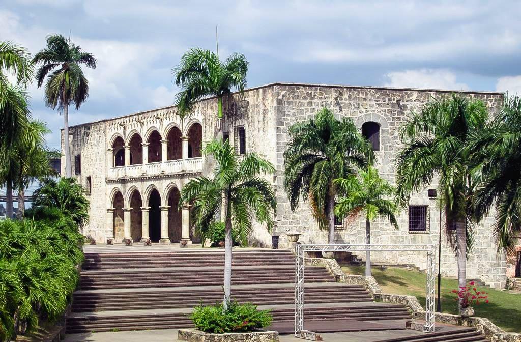 Alcázar de Colón, Santo Domingo, na República Dominicana