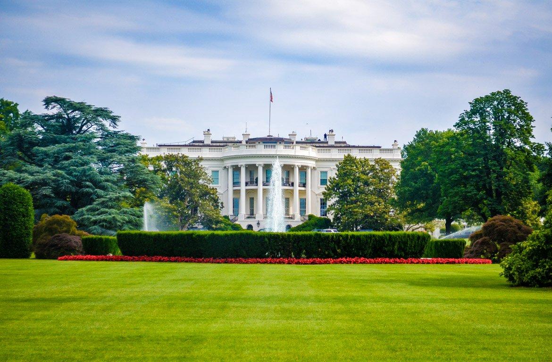 Jardins Casa Branca, Washington, Estados Unidos da América