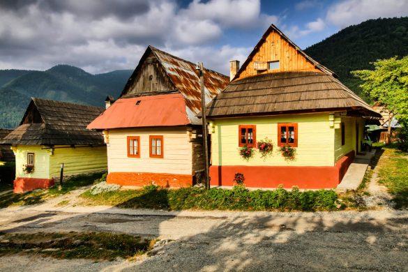 Vlkolínec, Eslováquia, UNESCO