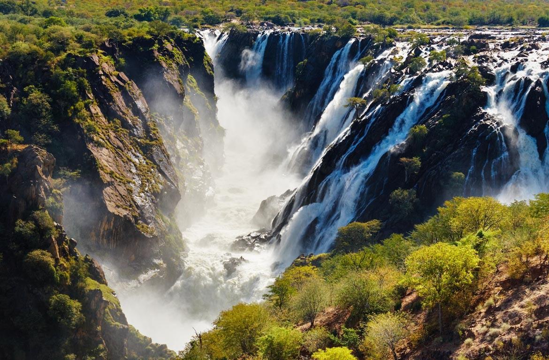 Cataratas de Ruacaná