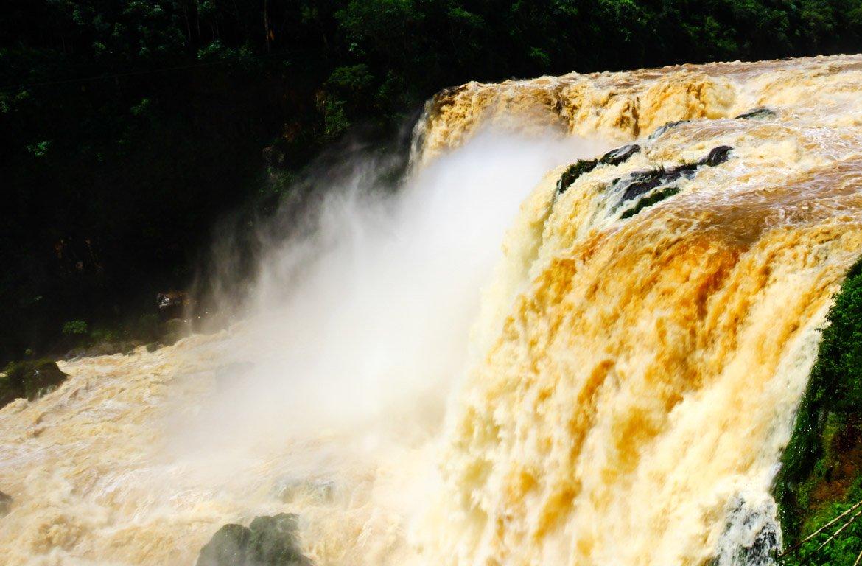 Cataratas Saltos del Monday, Paraguai