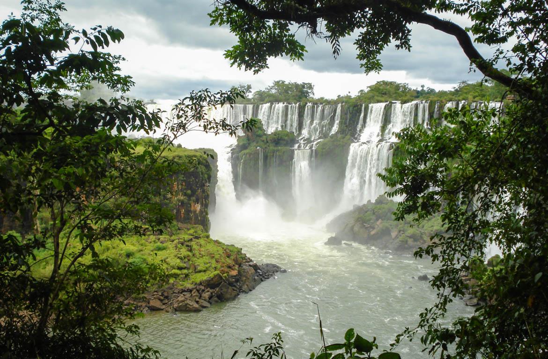 Cataratas de Iguaçu, Brasil, Argentina
