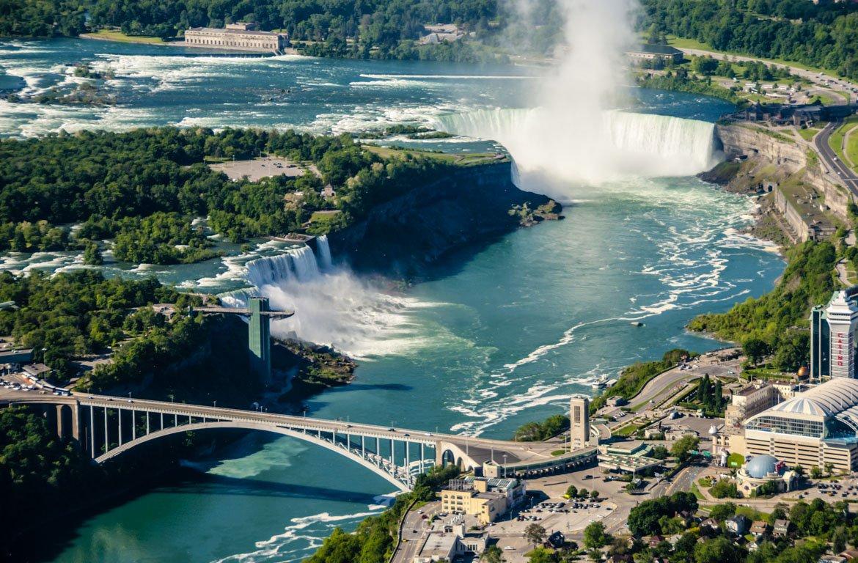Cataratas do Niagara, Toronto, Canadá, Estados Unidos da América