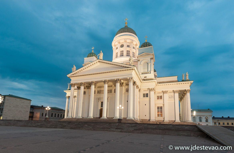 Tuomiokirkko, Catedral de Helsínquia, Finlândia