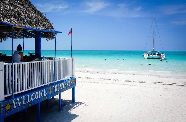 Cayo Coco, em Cuba
