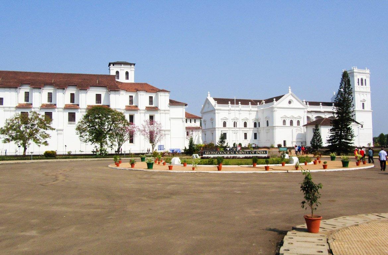 Convento de São Francisco de Assis, Goa, Índia