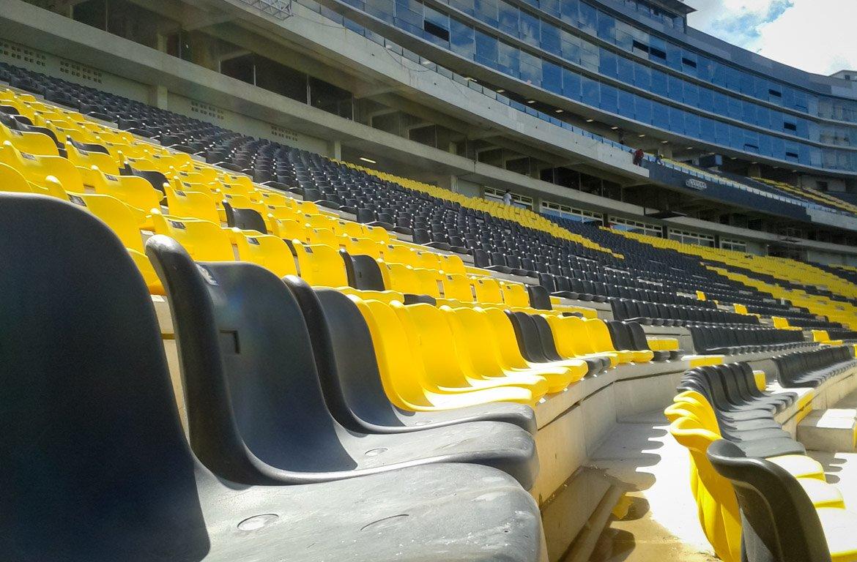 Bancadas do Estádio Centenario, Peñarol