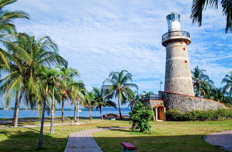 Farol de Cartagena, Colômbia