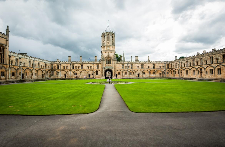 Oxford, Oxfordshire, em Inglaterra