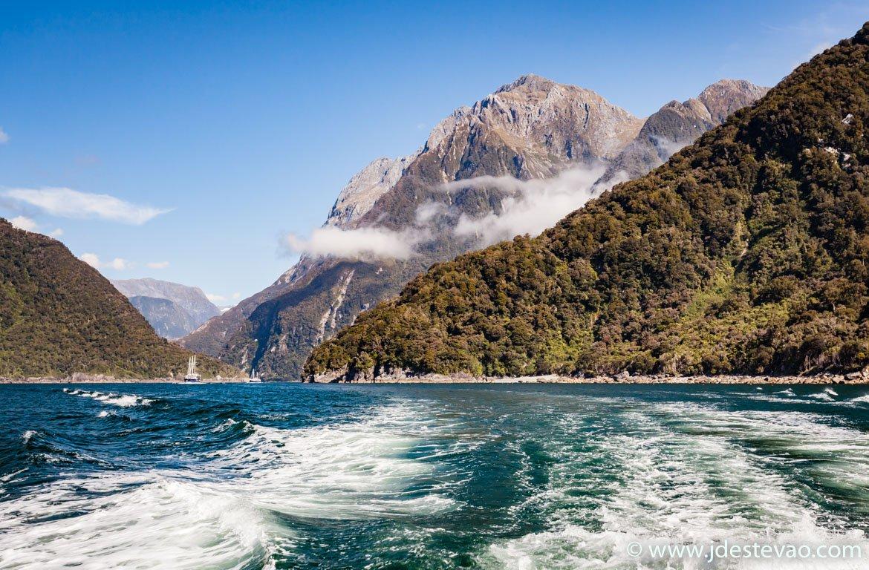 fiorde de Milford Sound, Nova Zelândia
