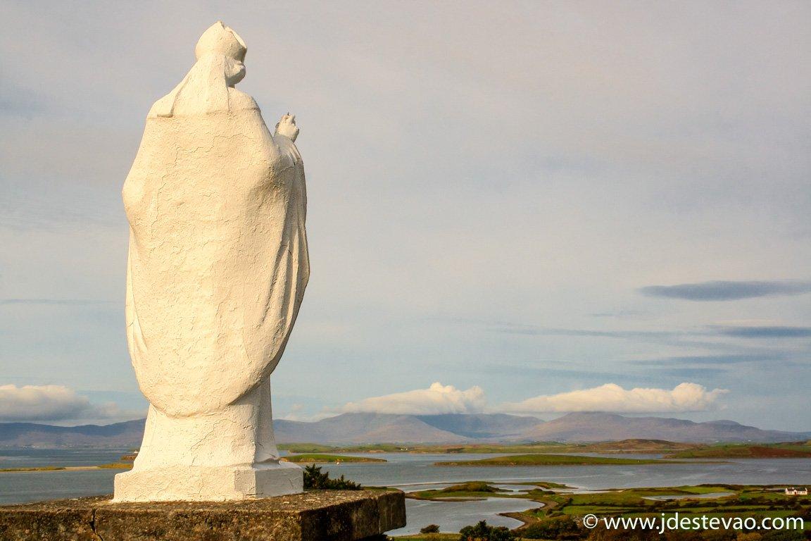 Croagh Patrick, peregrinação no Condado de Mayo