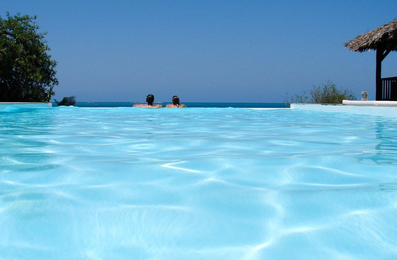 Resort na região de Ifaty, Madagáscar