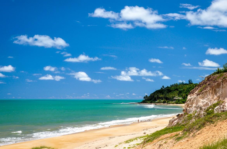 Praia de Pipa, Rio Grande do Norte, Brasil