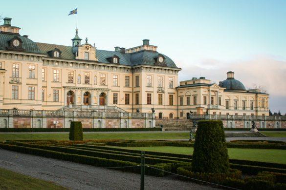 Residência Real, capital da Suécia, Estocolmo