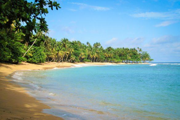 Praia Inhame, São Tomé