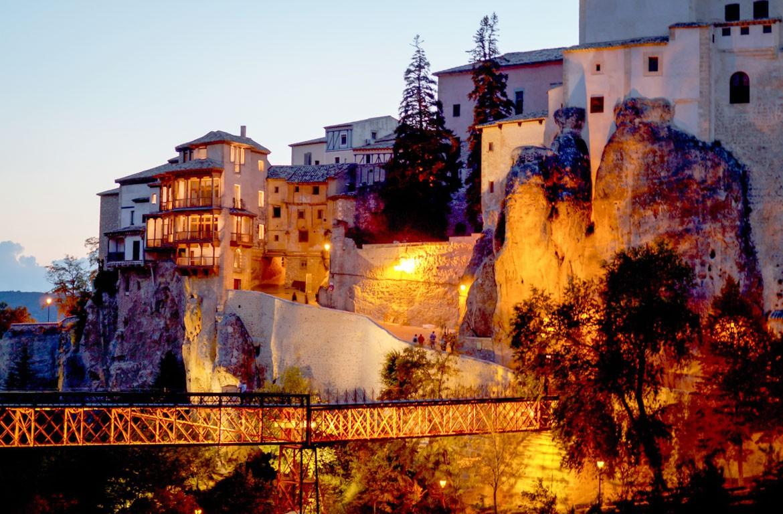 Cuenca, em Espanha,