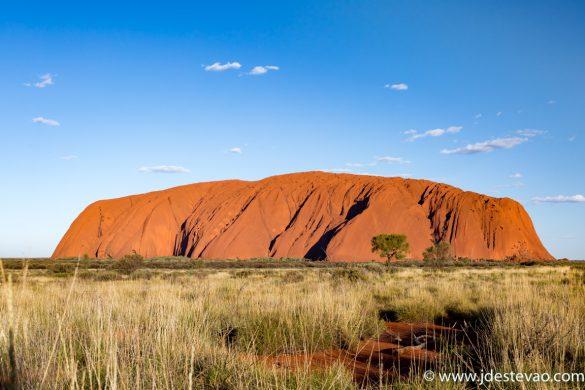 Uluru, Ayers Rock, Austrália