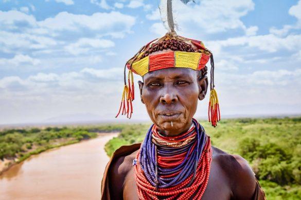 tribos, Vale do Omo, Etiópia