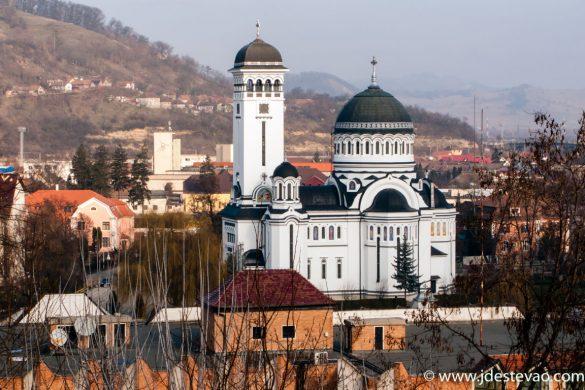 Catedral Ortodoxa, em Sighisoara,