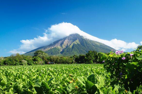 Vulcão Concepción, Ometepe, Lago Cocibolca, Nicarágua