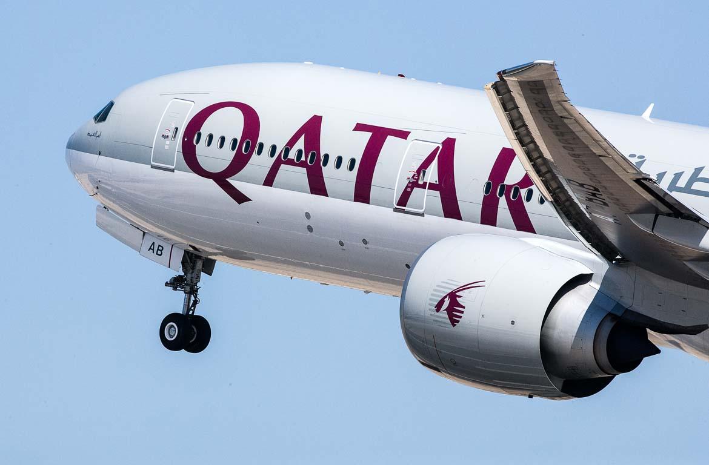 Boeing 737 Qatar Airways