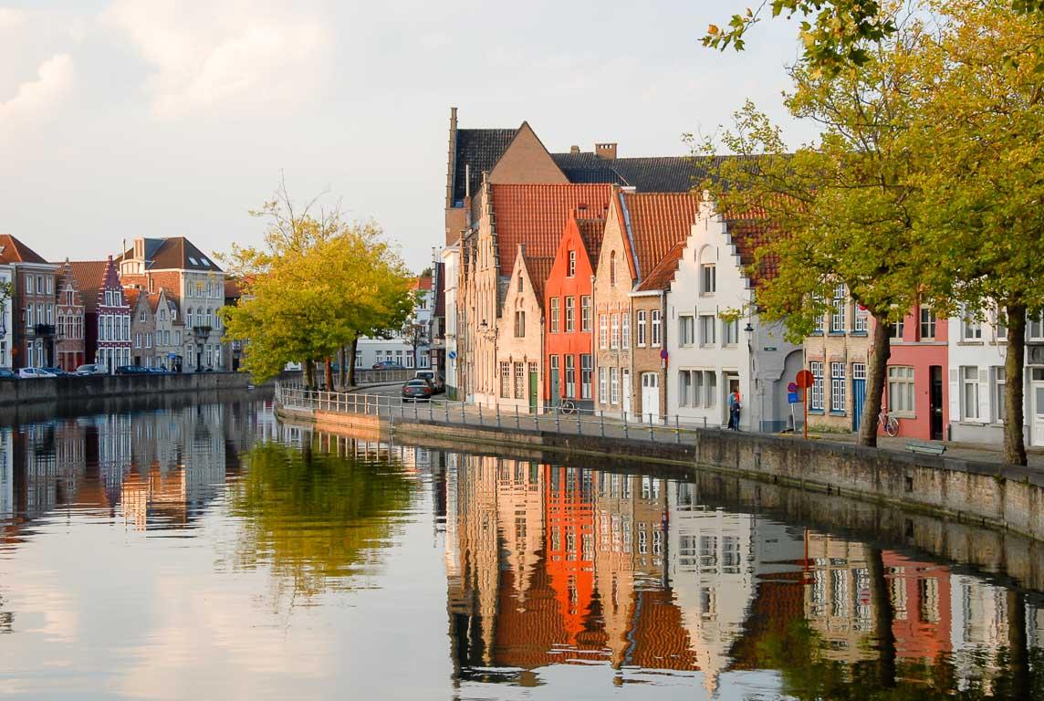 Cidade de Bruges, Bélgica