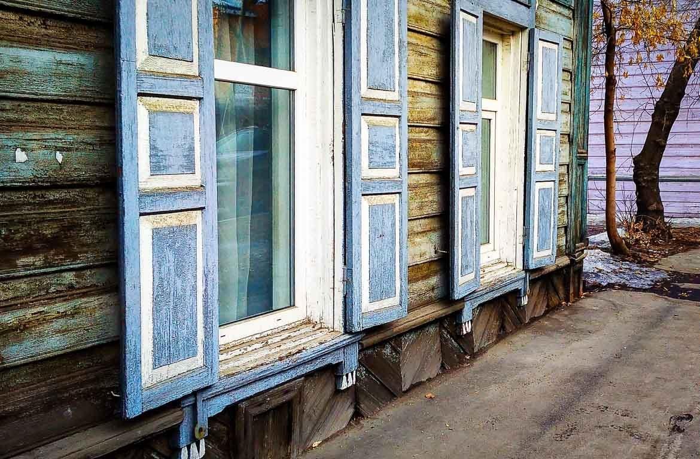 Irkutsk, na Sibéria, Rússia