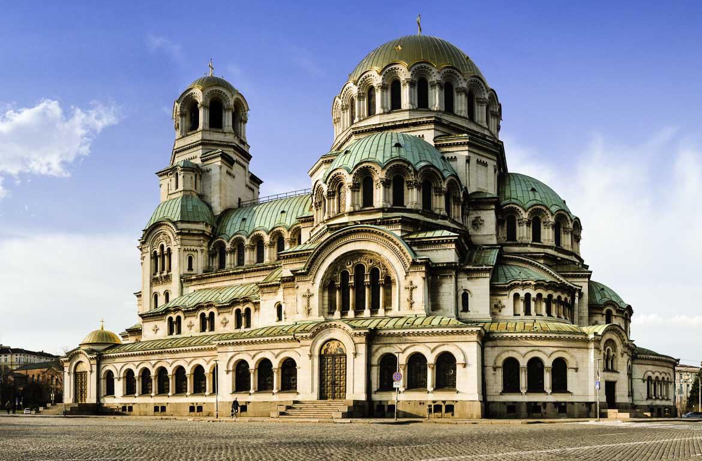 Catedral Alexander Nevsky, Sófia