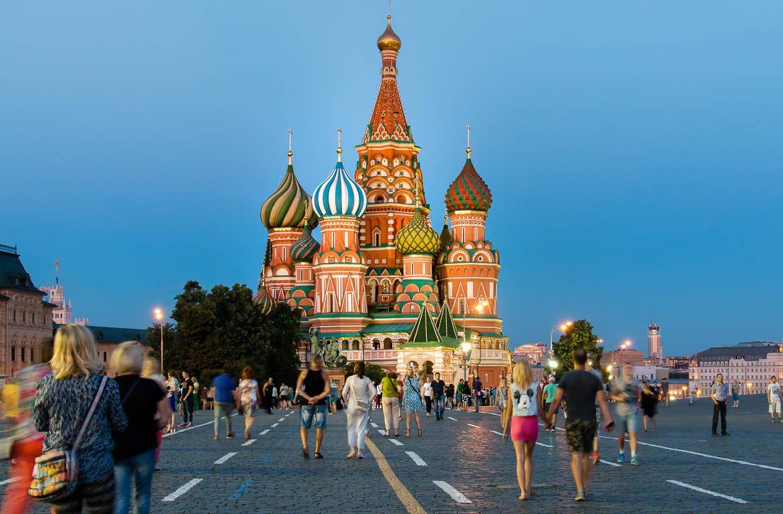 Catedral de São Basílio, Moscovo, Rússia