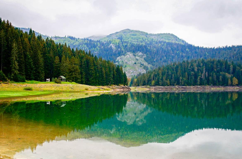 Lago Negro, Montenegro