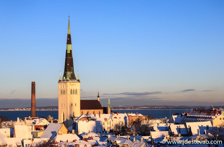 Igreja São Olavo, Estónia