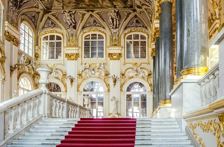 Museu Hermitage, São Petersburgo