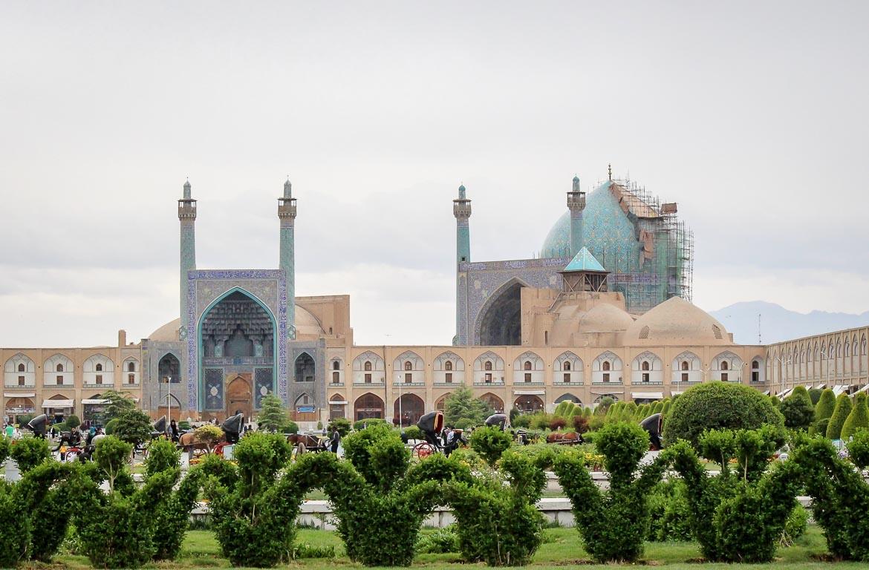 Mesquita Shah, Isfahan