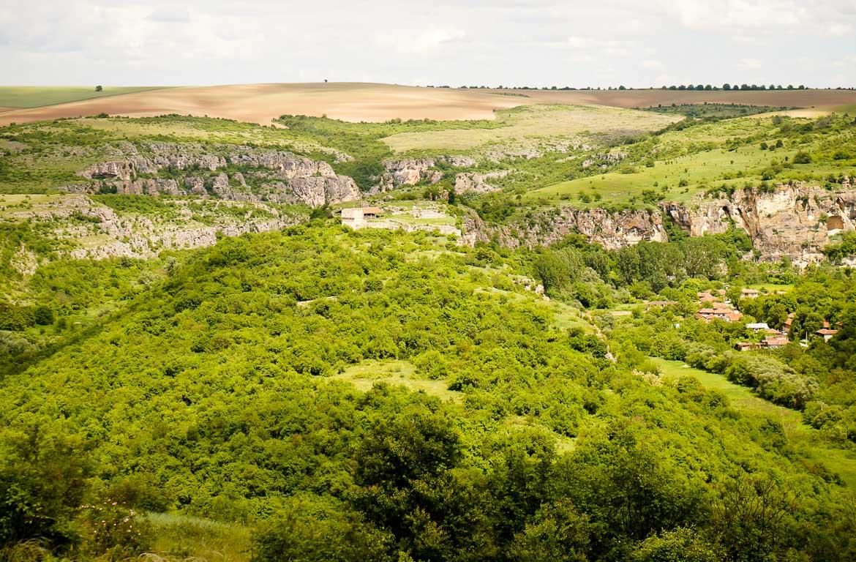Parque Nacional Rusenski Lom, Bulgária