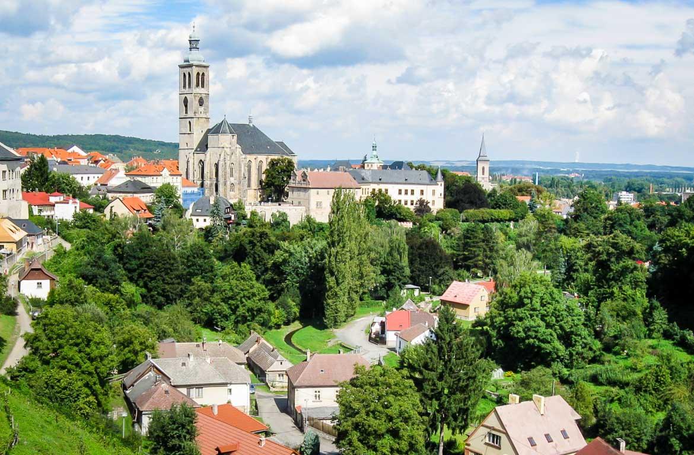 Catedral de Santa Bárbara, Kutná Hora