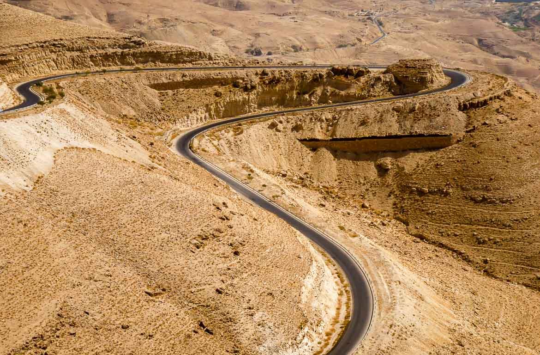 Wadi Mujib, Jordânia