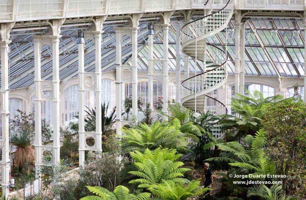 Temperate House, nos Kew Gardens