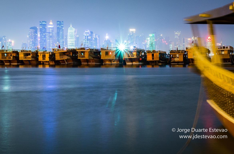 Baía de Doha