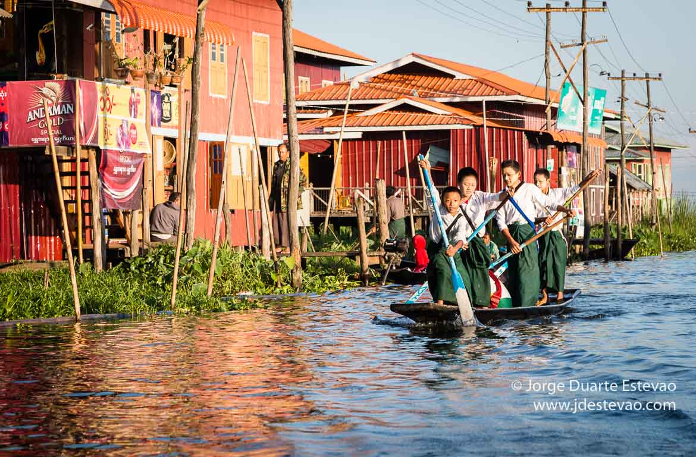 Fotografias de Myanmar, Lago Inle