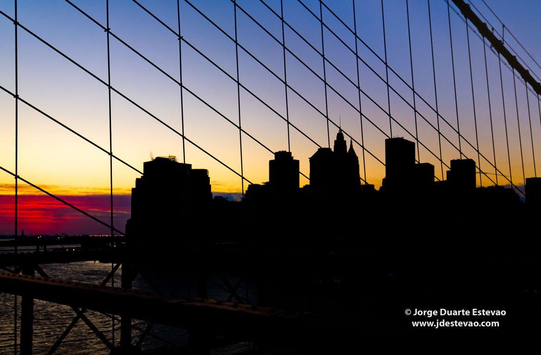 Ponte de Brooklyn, Nova Iorque