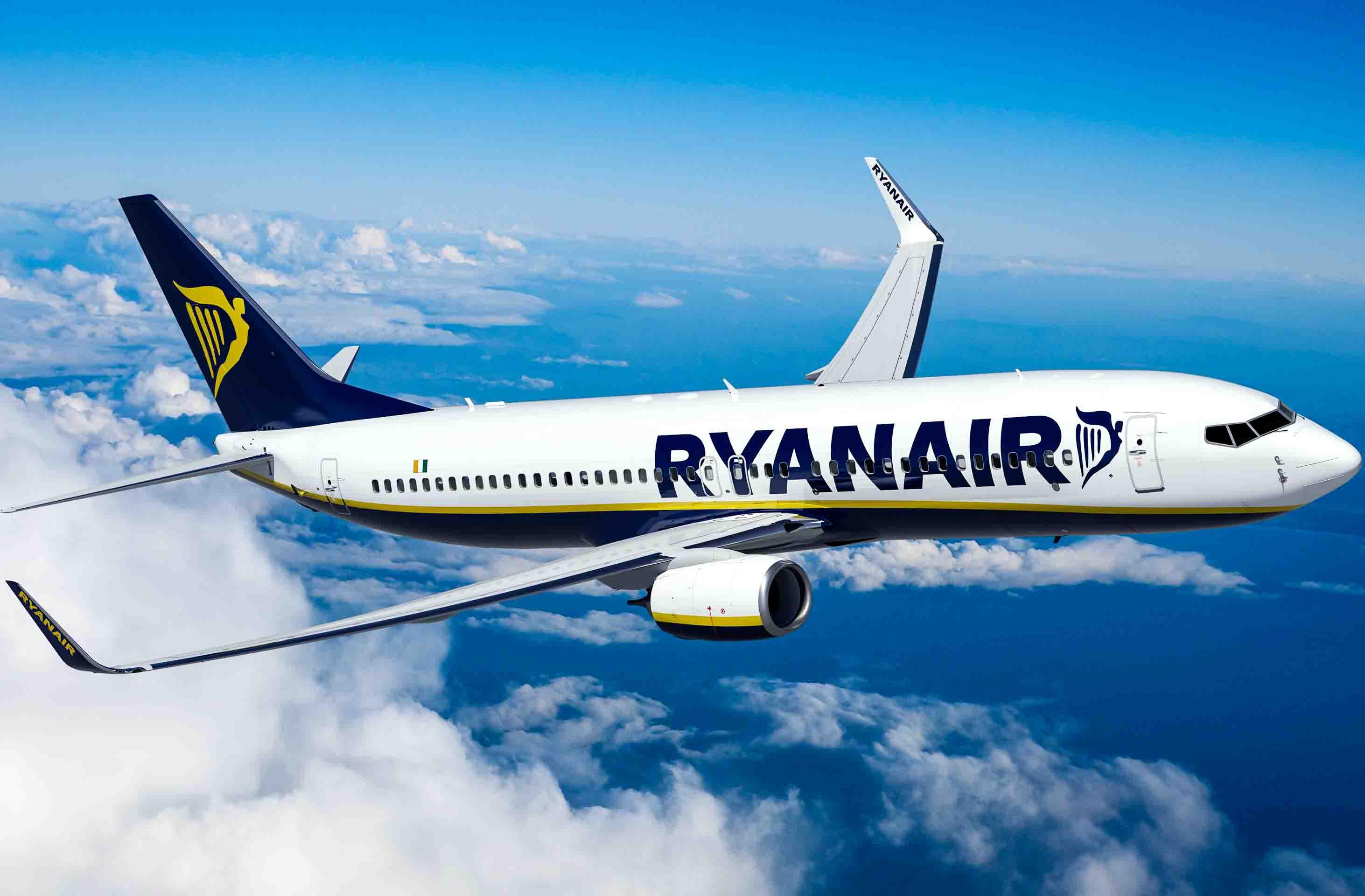 A bagagem de mão da Ryanair sofreu novas alterações