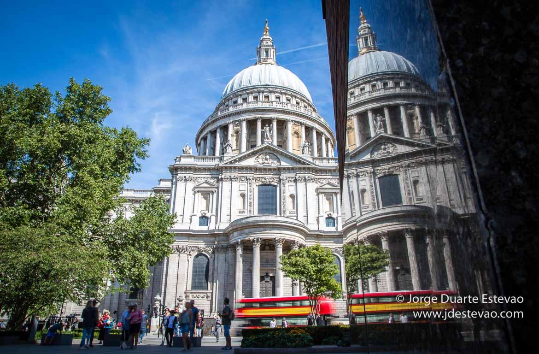 Catedral de St. Paul, em Londres