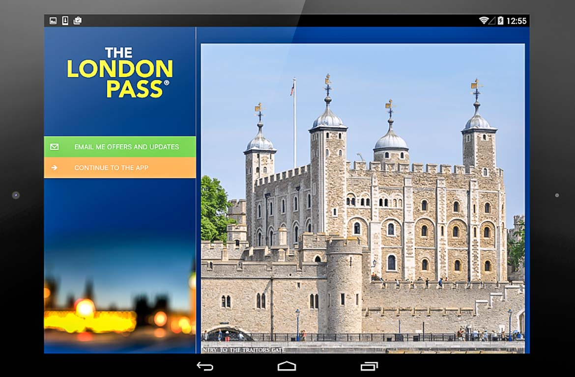 Compensa comprar London Pass