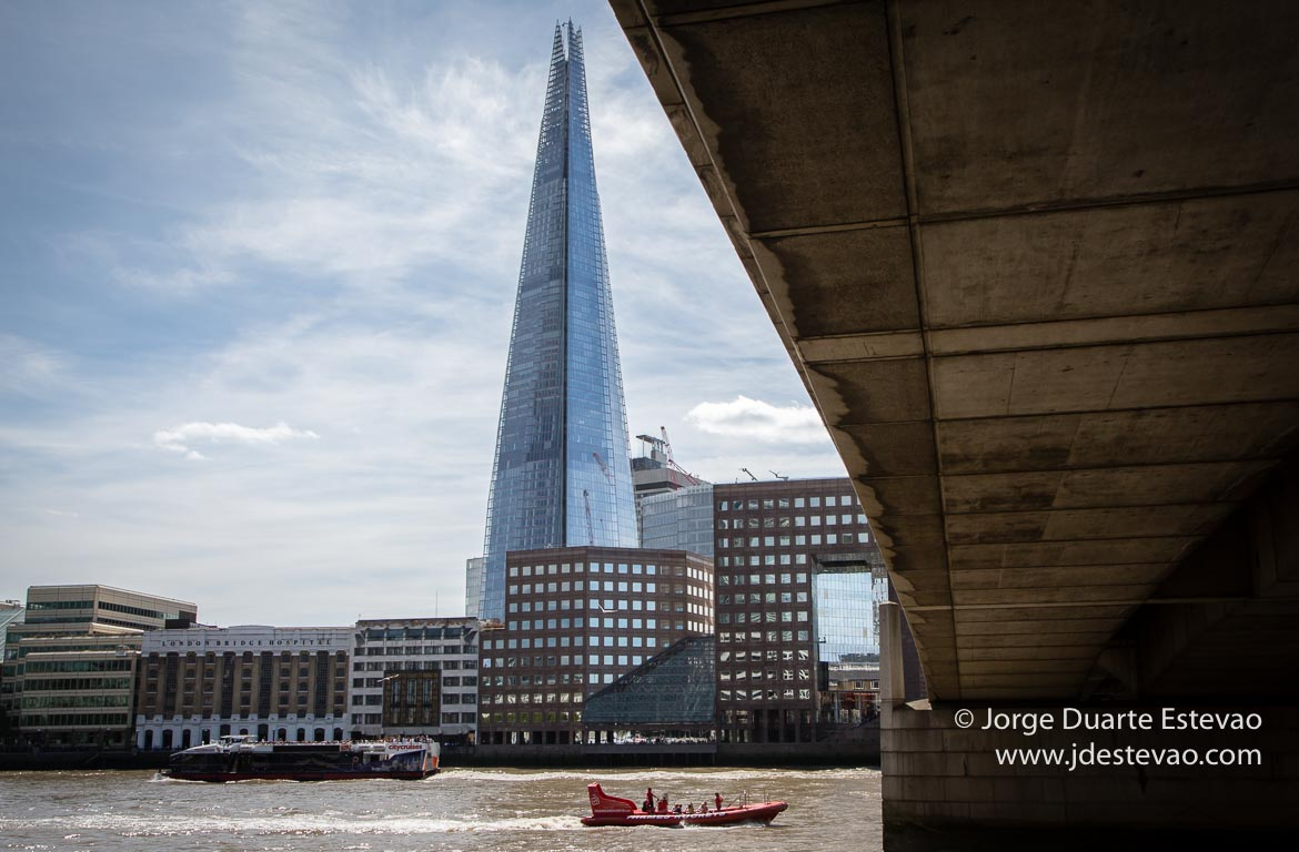 The Shard, em Londres