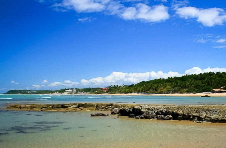 Praia do Espelho, Brasil