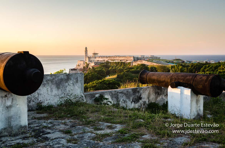 Castillo de la Real Fuerza, em Havana, Cuba