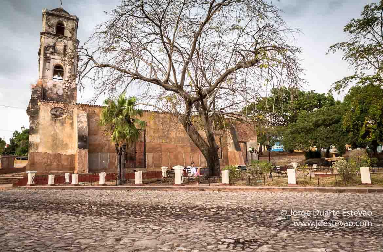 Iglesia de Santa Ana, em Trinidad, Cuba