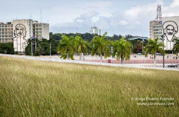 Plaza de la Revolución, em Havana